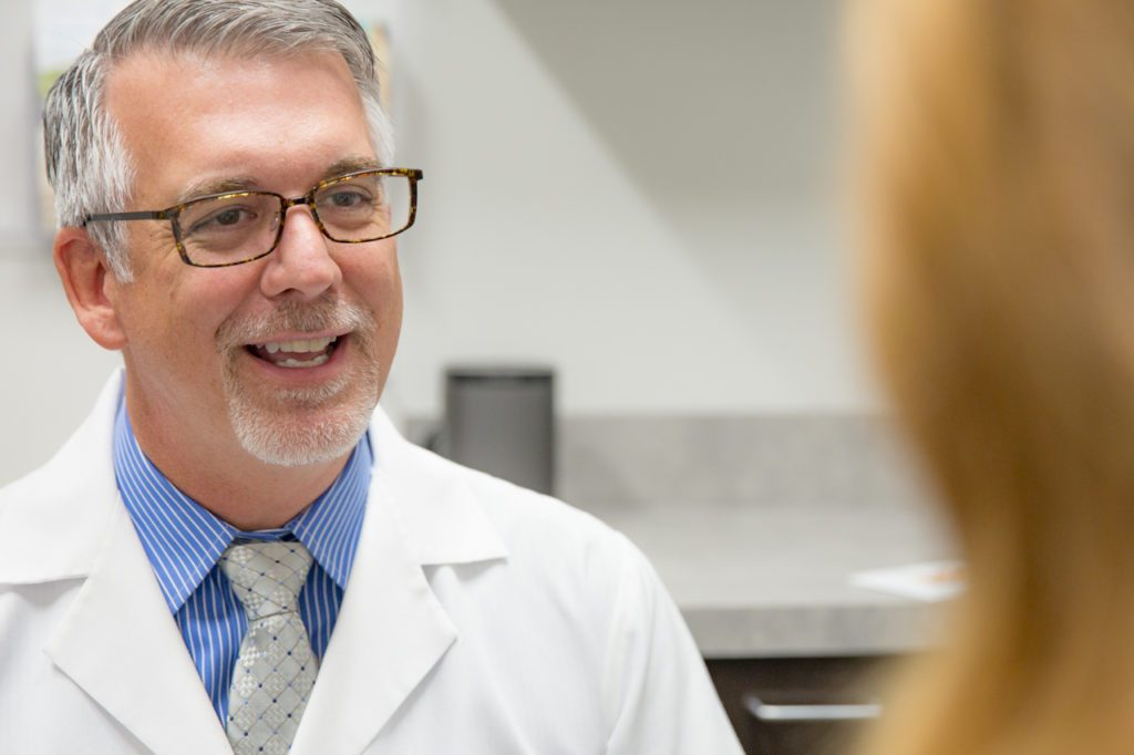 Meet Dr. Schoonover